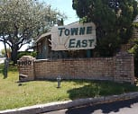 Towne East Apartments, Rivera Early College High School, Brownsville, TX