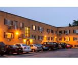 Leverington Court, Shawmont School, Philadelphia, PA