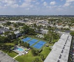 Aerial View of Set Point, Set Point Apartments