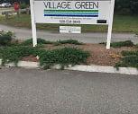Village Green, Cape Cod Community College, MA