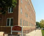 West Park Apartments, New Underwood, SD
