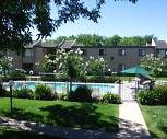Forest Park Apartments, Bidwell Junior High School, Chico, CA