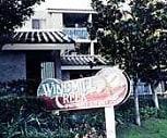 Sign, Windmill Creek