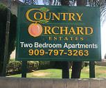 Country Orchard Estates Apartments, Live Oak School, Yucaipa, CA