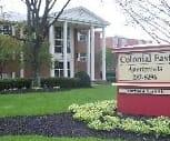 Colonial East, Eastmoor Academy, Columbus, OH