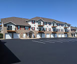 Building, Ashbury Residential Suites Apartment Homes