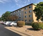 Centennial Towers, Fort Hays State University, KS