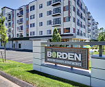 The Borden, Fox Institute of Business, CT