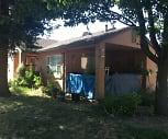 Cummins Row, Southside Park, Sacramento, CA