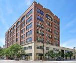 Building, 2036 S Michigan Avenue