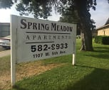 SPRING MEADOW, Kennewick High School, Kennewick, WA