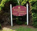 Poplar Village, Ocean Township High School, Oakhurst, NJ