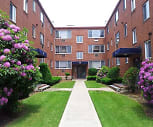 Garden Hill Apartments, Martin Luther King, Jr Middle School, Hartford, CT