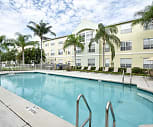Pool, Lexington Club at Vero Senior Living +55