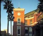 Mission Place, Golden Gate University, CA