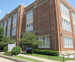 Wilson School Apartments, Ball State University, IN