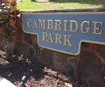 Cambridge Park, Wheeler AFB, HI