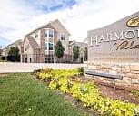 Community Signage, Harmon Villas