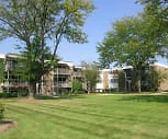 Building, Golfside Apartments