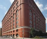 Archive Apartments, CUNY  Borough of Manhattan Community College, NY