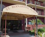 St. Bernardine Plaza, 92401, CA
