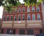 Building, Washington Townhomes