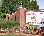 Community Signage, Grand Blanc Crossing