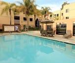 Pool, Mesa Ridge Apartments