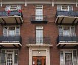 Cherokee Arms Apartments, Crichton College, TN