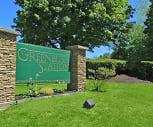 Community Signage, Greenbush Station Apartments