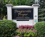 Douglasville Proper, Douglasville, GA