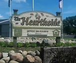 Hearthside Apartments, St Michael Lutheran School, Portage, MI