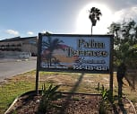 Palm Terrace Apartments, Coakley Middle School, Harlingen, TX