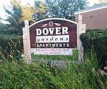 DOVER GARDEN APTS, Dover High School, Dover, NJ