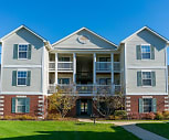 Building, Forest Ridge Luxury Apartments