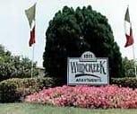 Entrance, Wildcreek