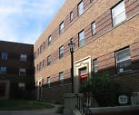 Donaldson Arms Apartments, Cass Avenue, Evansville, IN