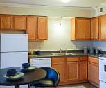 Kitchen, Copper Ridge Apartments