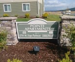 The Pointe Apartments, River City Middle School, Post Falls, ID
