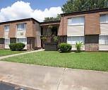 Woodley Oaks Apartments, Crump Elementary School, Montgomery, AL