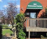 Covington Court, Friendly Hills Middle School, Mendota Heights, MN