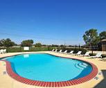 Pool, Oak Tree