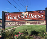 Vermilion House Apartments, Cayuga, IN
