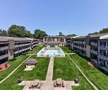 The Four Seasons Apartments, East Village, Des Moines, IA