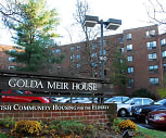 Golda Meir House, Massachusetts Bay Community College, MA