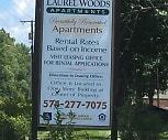 Laurel Woods, Brown Intermediate Center, South Bend, IN