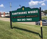 Hawthorne Woods Apartments, Maquoketa, IA