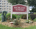 Richland Towers, Indiana, PA