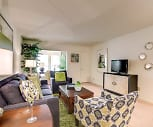 Living Room, Fox Run Apartment Homes