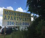 Morningview Apartments, Morningview Elementary School, Montgomery, AL